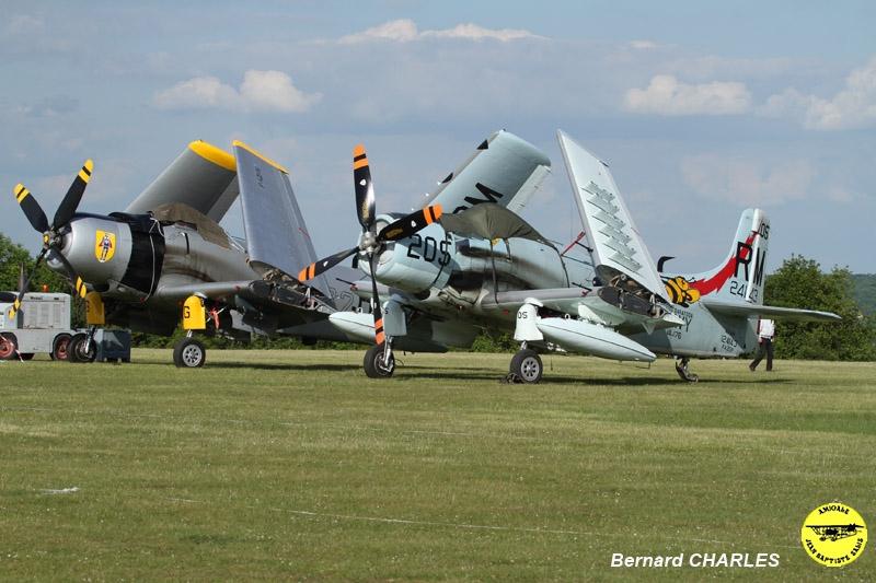 Skyraiders (FFW et AJBS)
