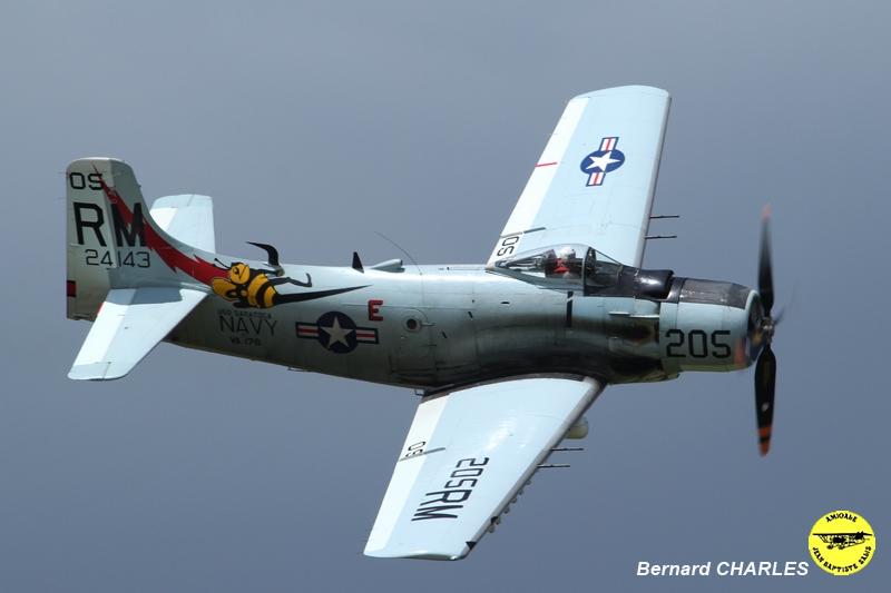 AD-4N Skyraider - Ajbs