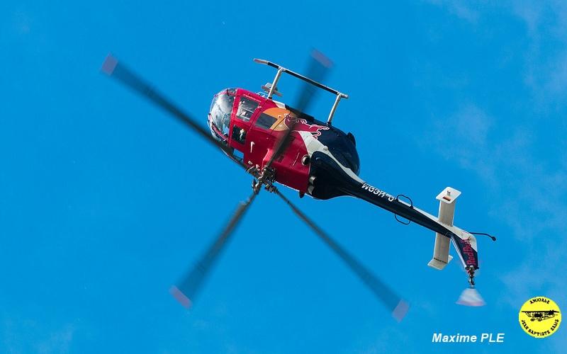 BO 105 Flying Bulls