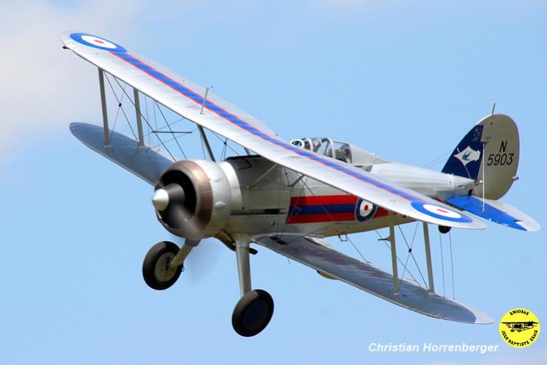Gloster Gladiator (Nick Grey)