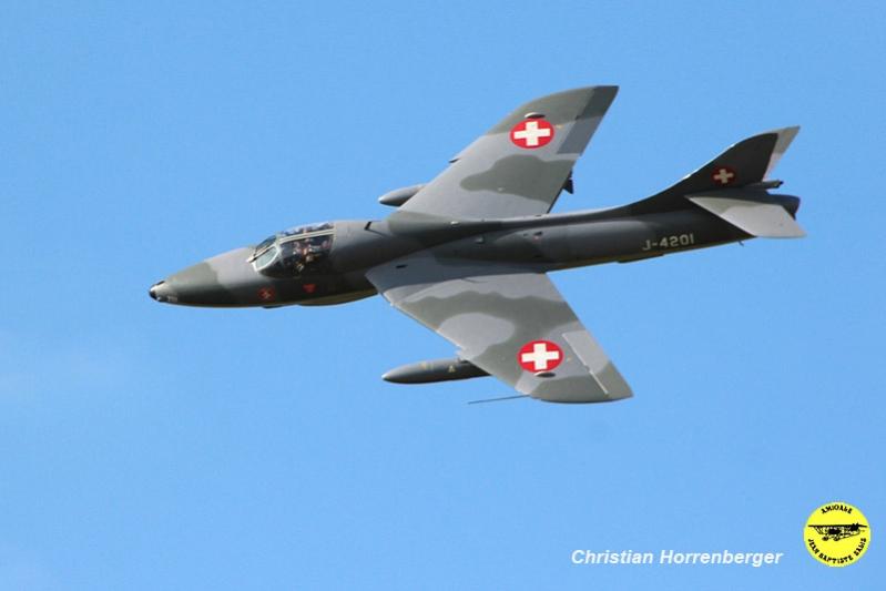 Hawker Hunter (Eric Hauert / Thierry Plojoux)