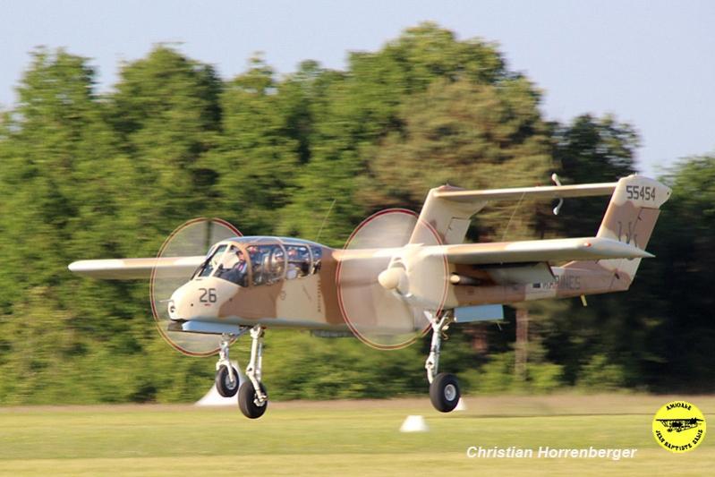 OV-10 Bronco (Besse / Buffat)