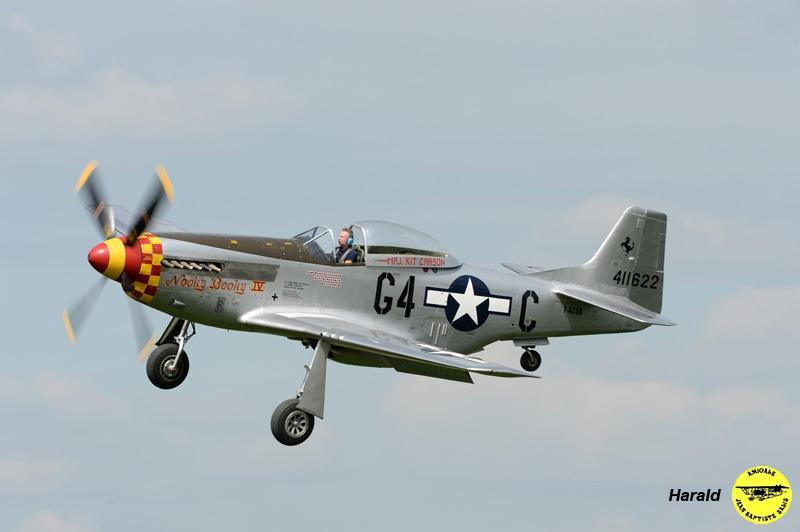 P-51D (George Perez)