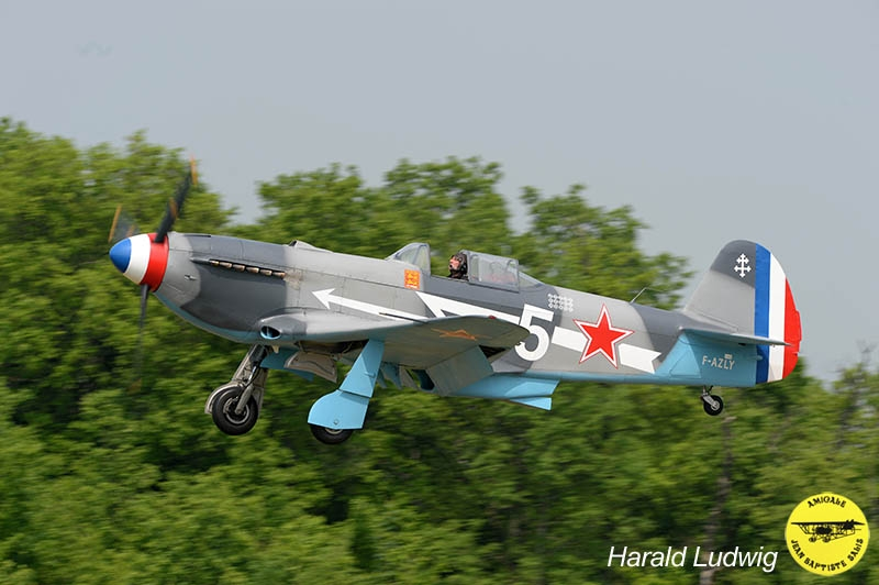 Yak-3 Canu, déco Sauvage_LFA 2016_02