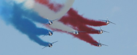 Patrouille de France 2013