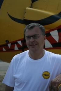 Cyrille Valente - Président de l'AJBS
