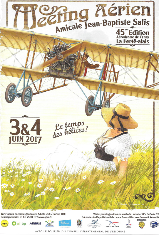 affiche meeting 2017