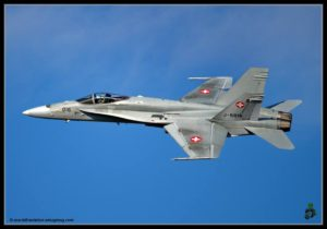 F A-18 Hornet Solo Display