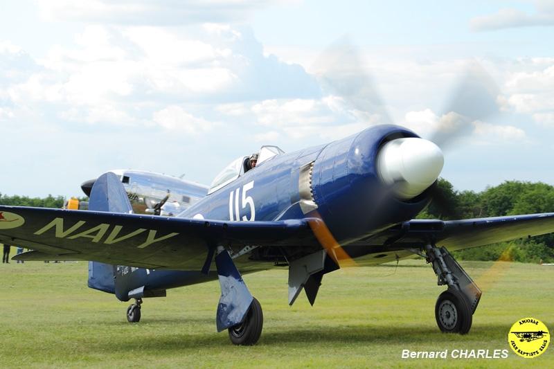 Hawker Sea Fury (Marchasson)