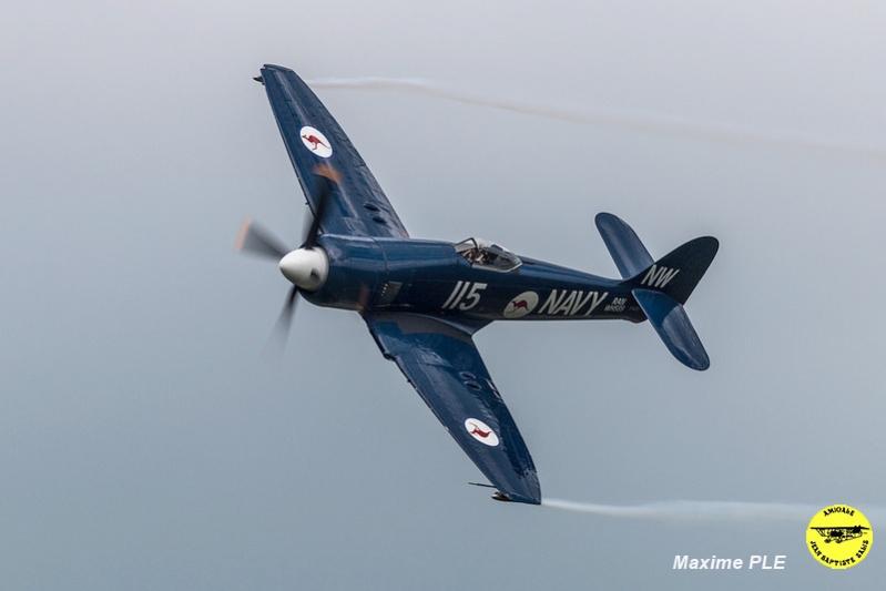 Hawker Sea Fury (P. Marchasson)