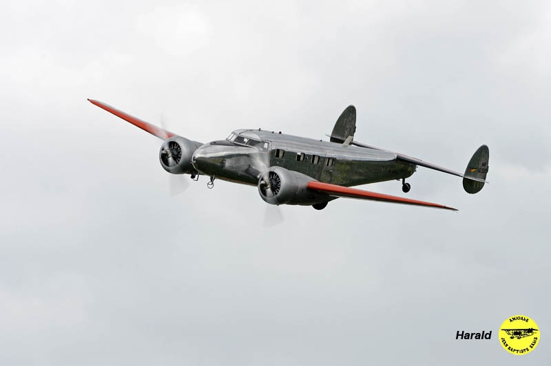 Lockheed 10 Electra (Chabbert-Maunoury)
