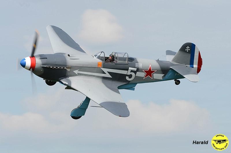 Yak-3 (Canu)