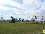 Skyraiders Line-up